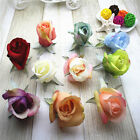 Simulation Roses Head Artificial Flowers Wedding Party DIY Craft Gift Decoration