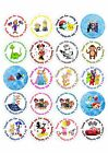 15 x Personalised Birthday Party Bag Sticker Labels Tags 51mm Round