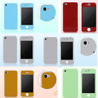 Cell Phone Decals Stickers Full Body Screen Protector Film Skin for iPhone 5 5S