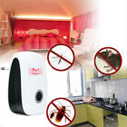Electronic Pest Repeller Ultrasonic Rejector for Rat Mouse Bug Mosquito Insect