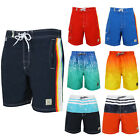 Tokyo Laundry Boys Swimming Shorts New Designer Mesh Lined Board Beach Trunks