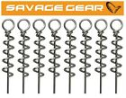 savage gear corkscrews new 2017 for softlures ! crazy price