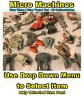 Micro Machines: Star Trek Ships / Star Wars Ships / Fun Sci-fi Collectables