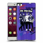 OFFICIAL ONE DIRECTION 1D FAN POSTERS SOFT GEL CASE FOR HUAWEI PHONES
