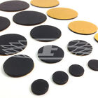 10mm 20mm 30mm 40mm 45mm SELF ADHESIVE RUBBER DISCS CHAIRS BEDS FURNITURE