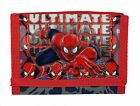 Ultimate Spiderman Marvel Superhero Kids Wallets Coin Pouches Velcro Zip NEW
