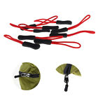 Chic 10 Pack Multi-Color Zip Tags Cord Pulls Zipper Extension Zip Slider