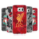 LIVERPOOL FC LFC DIGITAL CAMOUFLAGE SOFT GEL CASE FOR SAMSUNG PHONES 1