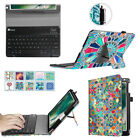 "For New iPad 5th Gen 9.7"" 2017 Case Cover with Removable Bluetooth Keyboard"