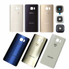 For Samsung Galaxy Note 5 N920 N920V Battery Cover Glass Back Door+ Camera Cover