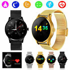 2018 K88H Smartwatch Bluetooth Heart Rate Siri Voice for iOS Iphone Samsung LG