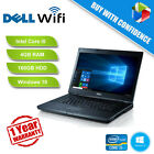 Dell Latitude E6410 Core I5 2.4ghz 4gb Ram 160gb Hdd Dvd