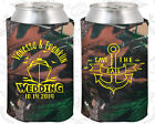 Wedding Can Holders Personalized Beer Koozies (209) Save The Date Wedding
