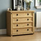 Corona Solid Pine Mexican Living Room Waxed Furniture Sideboard Bookcase Table <br/> ORDER BY 2PM FOR NEXT DAY DELIVERY-CHEAPEST ON EBAY