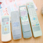 1X Waterproof TV Remote Control Dust Cover Air Conditioning Protective Organizer