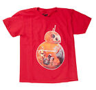 Star Wars Episode VII BB-8 Droids In Silo Boys T-Shirt