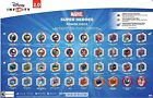 Disney Infinity Marvel Super Heroes Power Disc Lot Complete Your Set Choose Min3