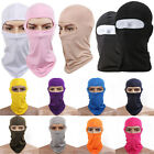 Ski Full Face Mask Cycling Neck Protecting Ultra-thin Outdoor Lycra Balaclava