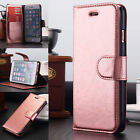 Apple iPhone 7 & 7 Plus Leather Wallet Case Flip Card Slots Stand Magnetic Cover