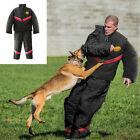 Durable Dog Bite Suit for Training Police Dog Full Body Protection Fast Shipping