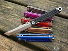 StatGear Pocket Samurai - Keychain Folding Knife - Survival EDC Every Day Carry