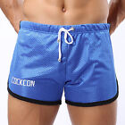 Men's Breathable Sport Shorts Running Jogging GYM Trunks Short Pants Boxers New
