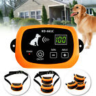 Wireless 1/2/ 3 Electronic Dog Fence Waterproof No-Wire Pet Containment System