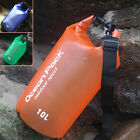 2-20L Waterproof Dry Bag Outdoor Sport Swimming Rafting Kayaking Sailing Cano JR