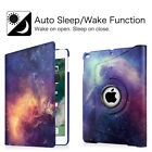 Apple NEW iPad 9.7* 2017 / iPad Air Rotating PU Leather Case Cover Wake/Sleep