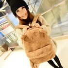 Kawaii Clothing Ropa Cute Bag Backpack Mochila Bear Ears Animal Brown Black Cool