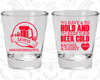 Wedding Shot Glasses Cheap Shot Glass (437) To Have And To Hold