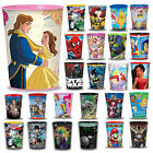 16 oz plastic cups - 16oz Children's Birthday Party Plastic Loot Treat Fillers Keep Sake Favor Cups