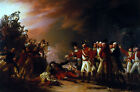 The Sortie Made by the Garrison of Gibraltar Painting by John Turnbul Art Repro