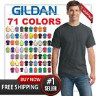 MANS CASUAL BLANK TEE GILDAN T SHIRT G5000 100% COTTON s-3xl