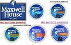 Maxwell House Coffee K - Cups!!! 24, 36, 72, 84 or 108 Kc...