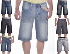 Ecko Unltd. Men's Denim Shorts Choose Style Color & Size