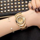 CRRJU Expendable Women Watch Famous Brands Gold Fashion Pattern Bracelet Watches