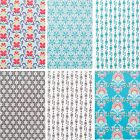 100% Cotton Dressmaking Fabric - Summer Floral by Swafing - by 1/4 metre - SALE