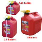 No-Spill CARB Compliant Gasoline Can