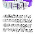 5 pieces Alphabet Letter Zinc Alloy Beads A-Z personalized bracelet for 8mm Cord