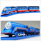 TAKARA TOMY THOMAS&FRIENDS MOVIE WITH 2 TRUCKS MOTORIZED TRAIN