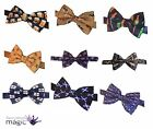 Adult Premium Deluxe Casual Work Bowtie Bow Tie Birthday Christmas Novelty Gift