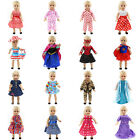 "Fits 18"" inch Doll Girls Doll Handmade fashion Doll Clothes dress Outfit $3.2 USD on eBay"
