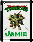 Personalised Mutant Ninja Turtles Ipad Case 2/3/4, Add Any Name, Great Gift