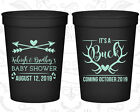 Baby Shower Cups Cup Favors (90000) It's a Baby Buck  Deer  it's a Boy  Antler
