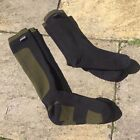 UK BRITISH ARMY SURPLUS ISSUE SEALSKINZ BREATHABLE WATERPROOF BLACK BOOT LINERS