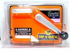 Top O Matic Rolling Machine Limited Edition Colors Tobacco Injector Cigarette