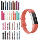 S/L Replacement Sil Wrist Band Strap For Fitbit Alta & Alta HR Wristband AU