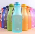 Portable Water Bottle Hiking Cycling Mug Drinking Bottle Sport Camping Cup 550ML