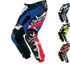 Oneal Element Kids 2016 Shocker Motocross Pants Removable Hip Amour Lightweight